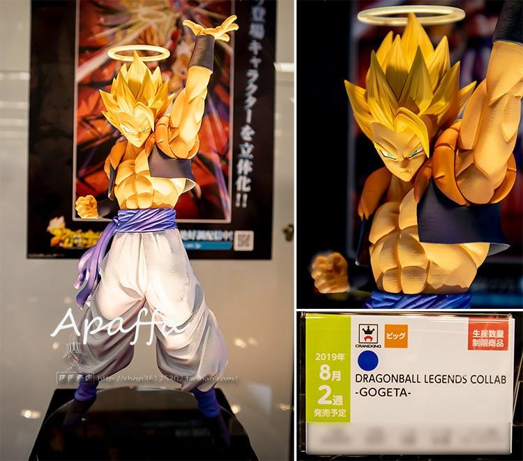28cm Big Size Dragon Ball Z Goku Super SaiYan Vegeta PVC Action Figure Toys Dragon Ball Anime Figure Doll Brinquedos Toys