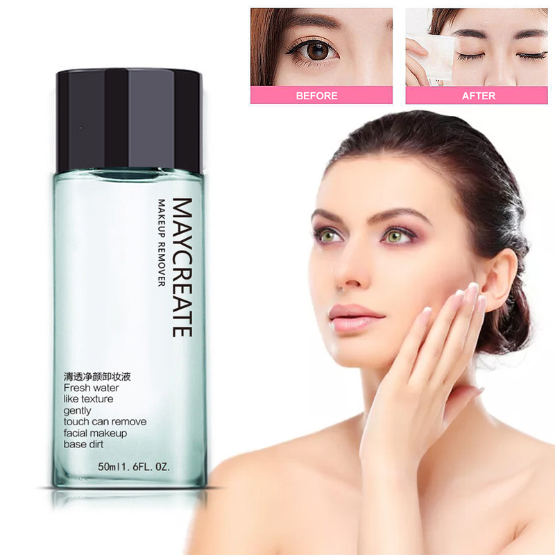 Facial Gentle <font><b>Makeup</b></font> <font><b>Remover</b></font> <font><b>Liquid</b></font> Deep Speed Cleansing Eye & Lip <font><b>Makeup</b></font> <font><b>Remover</b></font> New 2019 maquiagem dropshipping TSLM1 image