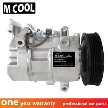 8200939386 Car Auto AC Compressor 6pk For Renault Megane III Hatchback Coupe Gran Tour Estate