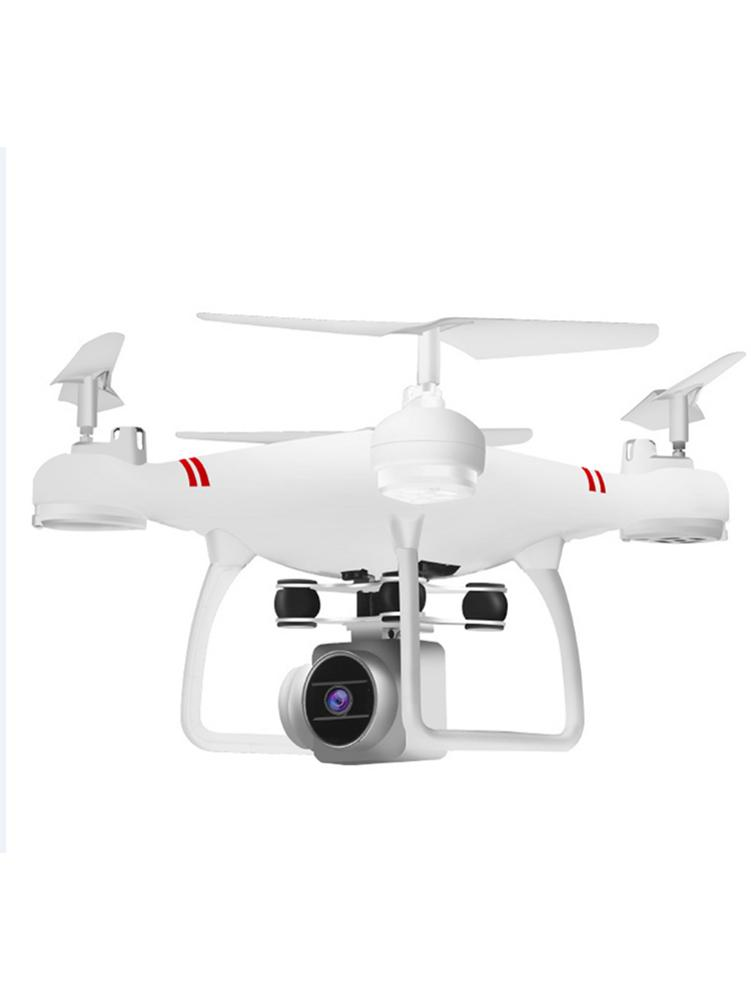 HJ14W Drone With Camera Live Video 720P HD 2 Million WIFI Camera Headless Mode Multi-function Four-axis Aircraft