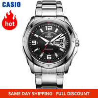Casio Watch men Quartz Sport Clock Mens Watches top brand Luxury Waterproof Stainless Military WristWatch Relogio Masculno EF129