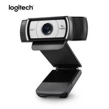 Logitech C930C wideo w jakości HD 1080P kamera internetowa dla PC laptopa USB DDP ASOS kamera internetowa z 4 czas Zoom cyfrowy