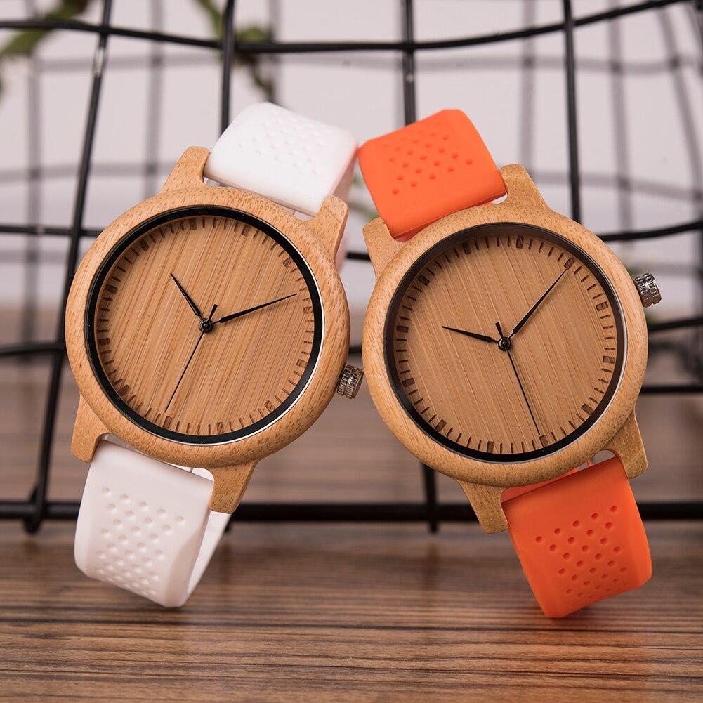 Relógio Casual Bamboo