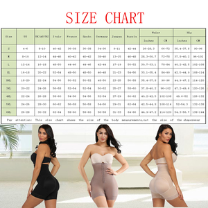 Image 5 - YUMDO High Waist Sexy Butt Lifter Women Control Panties Belly Recovery Compression Butt Lifter Slimming Underwear Postpartum