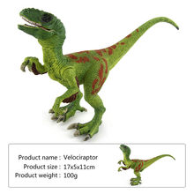 DIY Simulation Mini Dinosaur Model Set Creative Animal Action Figures Set Educational Toys Gifts For Children Kids Boy 2019(China)