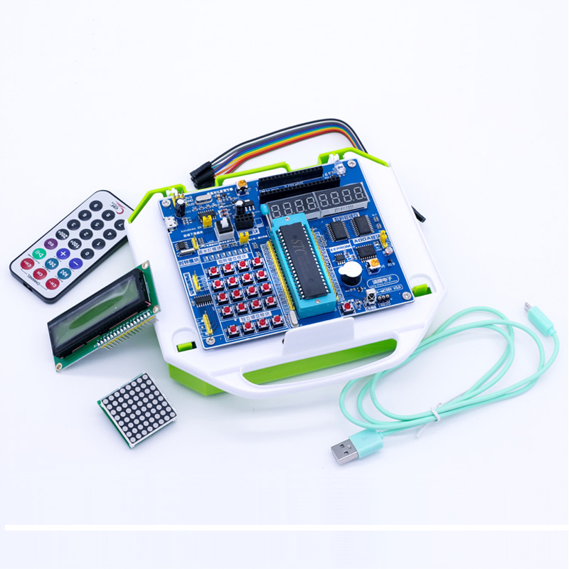 51 MCU Development Board 51 MCU Learning Board Kit 51 MCU Experiment Board