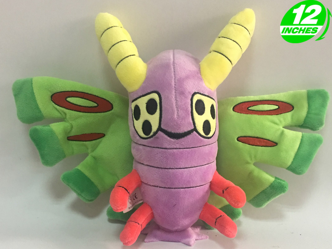 Magic Baby Pet Elf Pokemon Pokémon Pokemon Poison Butterfly Plush Doll image