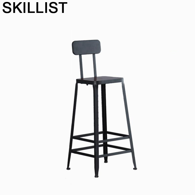 Sgabello Industriel Table Stoel Comptoir Stuhl Stoelen Sedie Taburete La Barra Silla Tabouret De Moderne Stool Modern Bar Chair