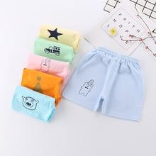 Летние детские шорты; хлопковые шорты для мальчиков и девочек; трусы для малышей; Детские пляжные шорты; спортивные штаны; одежда для малышей; детские штаны
