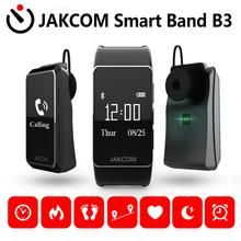 JAKCOM B3 Smart Watch Super value than best sellers of week pulseira smartwatch goophone smart watch iwown realme x2 pro global cheap Android Wear Proprietary OS Android OS On Wrist All Compatible 128MB Passometer Fitness Tracker Sleep Tracker Mood Tracker
