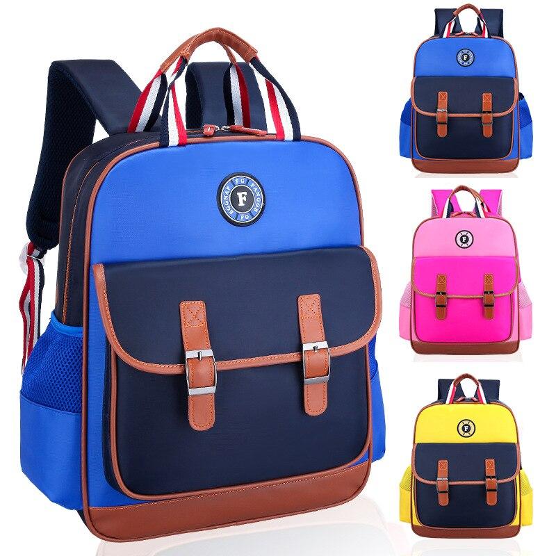 École primaire formation et orientation classe cartable pour enfants cartable en angleterre Bookbag voyage sac à dos Bookbag