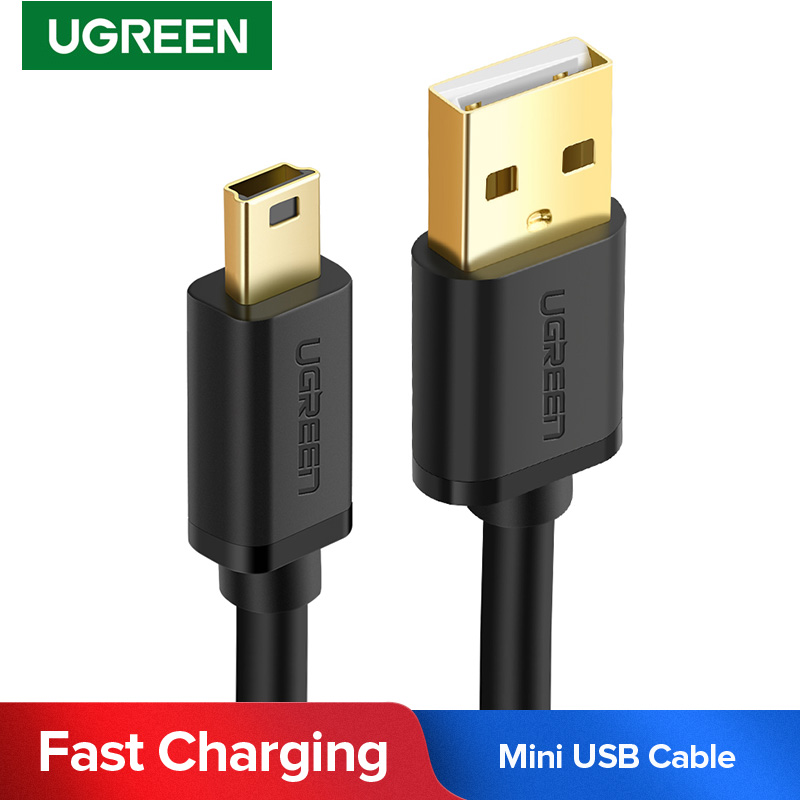 Data-Charger-Cable Usb-Cable Ugreen Mini-Usb Mp4-Player Digital-Camera To Fast for MP3