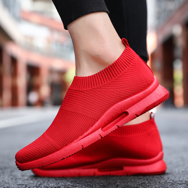 Women Shoes Sneakers Flats Sport Footwear Men New Fashion Breathable Running Shoes Casual Lightweight Outdoor Mens Shoes Loafers 1