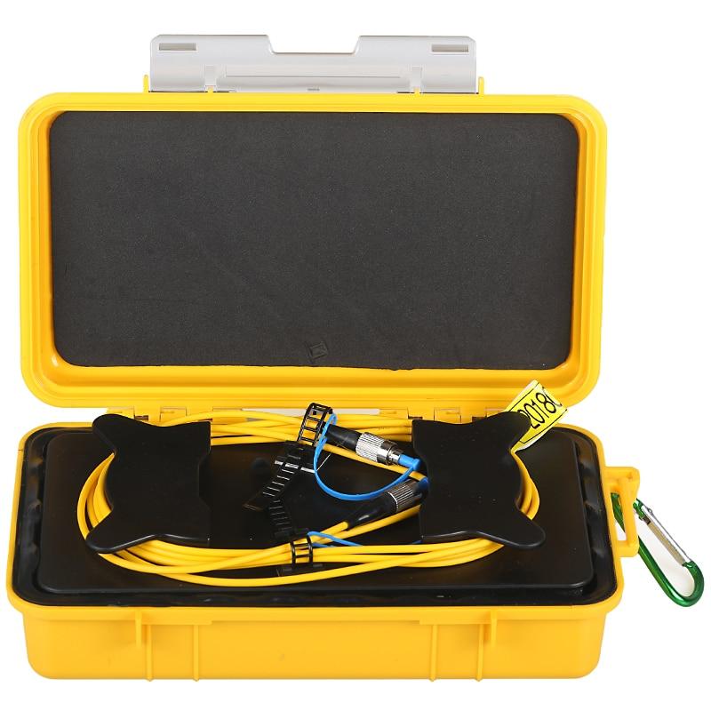 FC/UPC-FC/UPC OTDR Zone Eliminator,Fiber Rings ,Fiber Optic OTDR Launch Cable Box 500M 1Km 2Km Single Mode 1310/1550nm