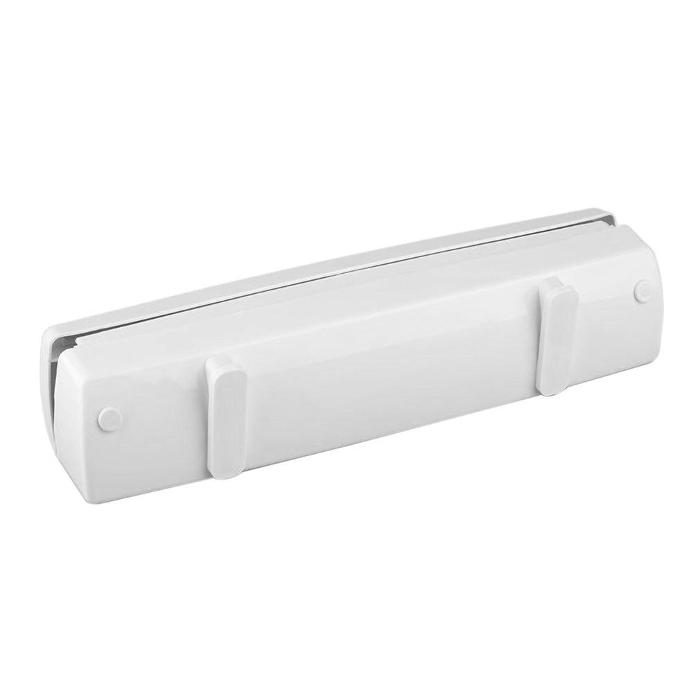 2019 New Food Plastic Cling Wrap Dispenser Preservative Film Cutter Kitchen Tool AccessoriesHot