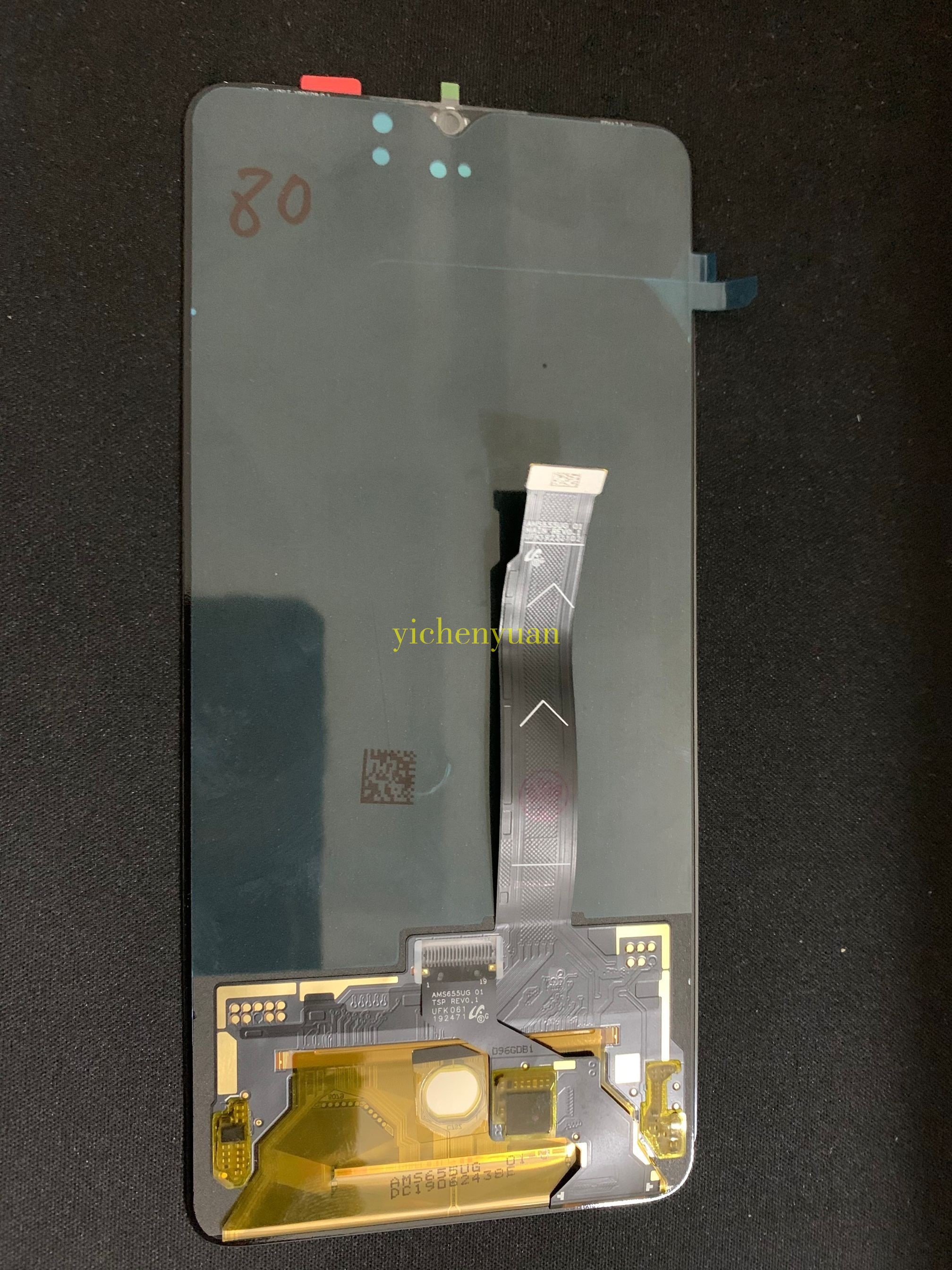 Original For OnePlus 7T LCD Display Touch Screen Digitizer Panel Glass Replacement Assembly For1+7T AMOELD Display Fast Delivery