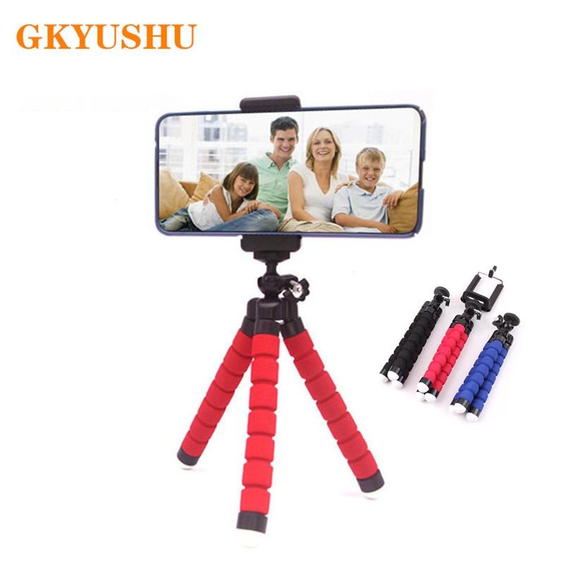 Acessórios do suporte do telefone móvel para iphone samsung xiaomi exterior interior multi-função selfie artefato gps posicionamento anti-esqui