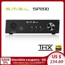 SMSL SP200 THX AAA 888 تقنية مضخم ضوت سماعات الأذن