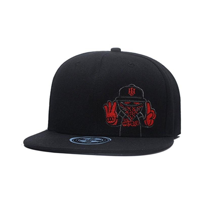 2019 New Brand Baseball Caps Wild Ones Embroidery Men Women Bone Snapbacks Black Sports Hats Street Art Hip Hop Cap Hat