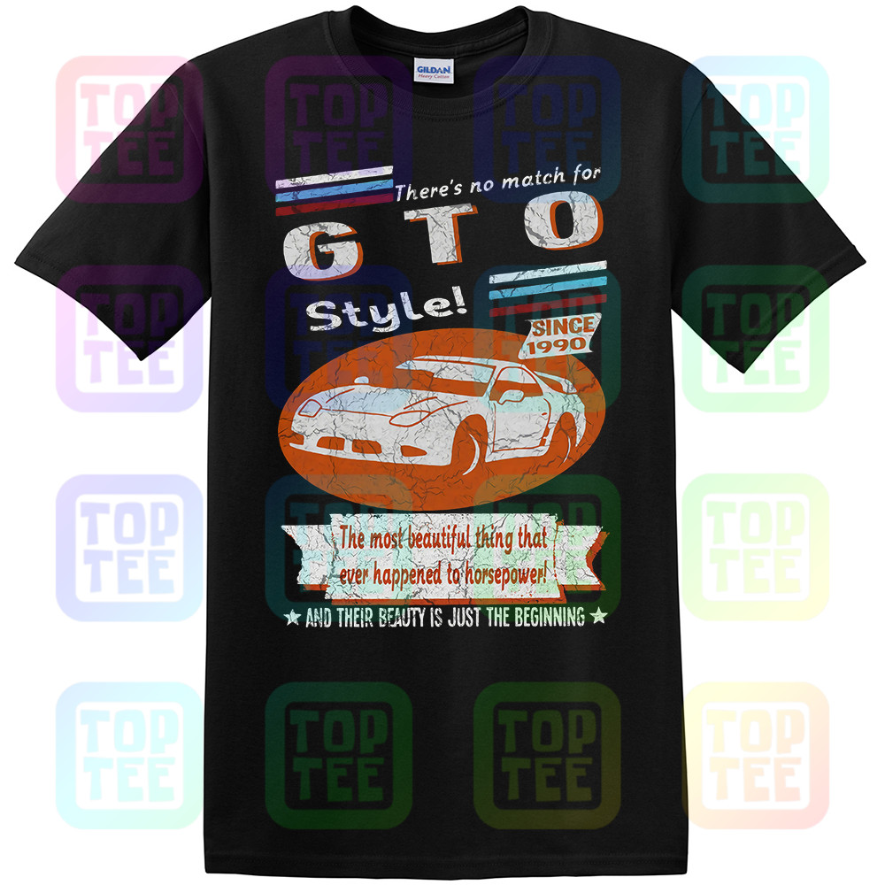 Mitsubishi 3000gt 1990 Retro Style Mens Car T-Shirt