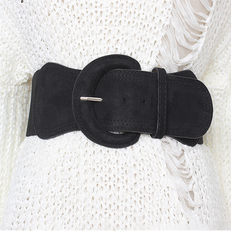 Summer Elegant Belt For Women High Waist Slim Tunic Solid Dresses Accessories Elastic Belts Female 2019 Fashion New X692