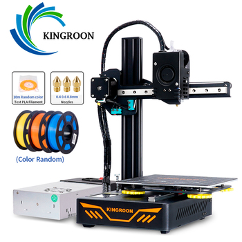KINGROON KP3S 3D Printer High Precision Printing Upgraded DIY 3d printer Kit Touch Screen Pringting Size 180*180*180mm 1