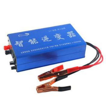 Multifunctional 12v inverter head high power 21 tube intelligent electronic boost converter