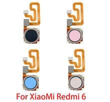Для xiaomi redmi 6 Мобильный телефон Аксессуары датчик отпечатков