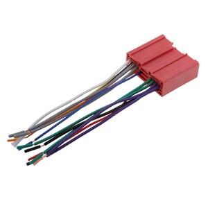 Car Radio Wiring Harness Auto Stereo Repairing Cable Wire For Mazda 2/3/5/6 CX-7 CX-9 Miata MPV RX-8 Tribute Etc Car Accessories(China)