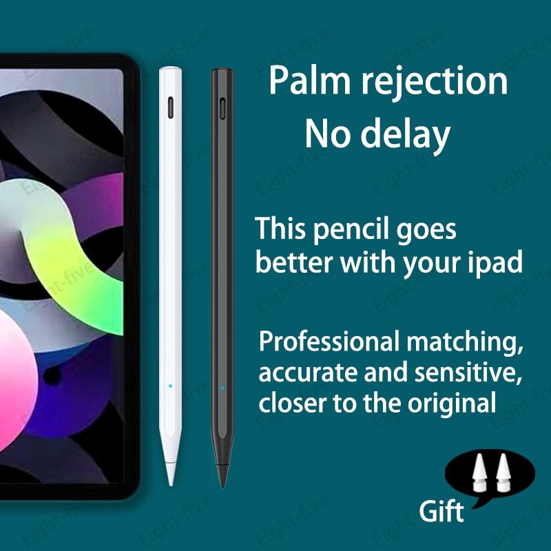Стилус для Apple Pencil 2 iPad Pen для iPad Pro 11 1st 2nd / mini 5 Air 3/12,9 3rd 4th / 2018 6th / 2019 7th стилус