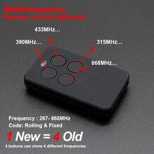 Copy-Duplicator 280-868MHZ Remote-Control Garage-Door Multi-Frequency for 433mhz