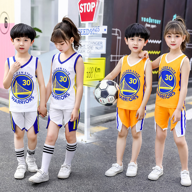 School Uniform Business Attire 2019 Summer New Style Sporty Ball Uniform Childrenswear Primary School STUDENT'S Set Kindergarten