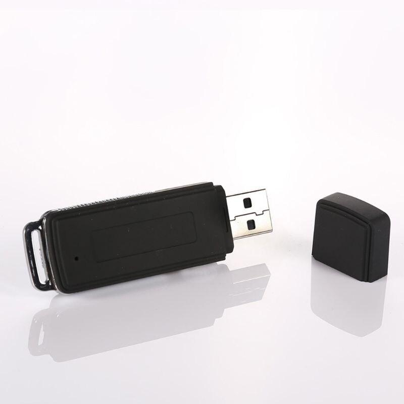 2021 nowy 8GB akumulator Mini pamięć USB nagrywanie dyktafon 70hr dyktafon cyfrowy przenośny