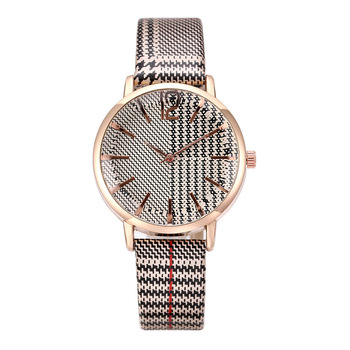 Kobiet Zegarka Women Watch 2020 New Fashion Bear Quartz Watches Ladies Casual Leather Dress Wrist Reloj mujer Chasy - discount item  30% OFF Women's Watches