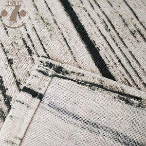 Image 5 - 33X145 Cm Trang Trí Nhà Nông Trang Gỗ Grin Họa Tiết Hình Học Vải Lanh Cotton Giá Treo Tivi Tủ Đầu Giường Bàn Runner