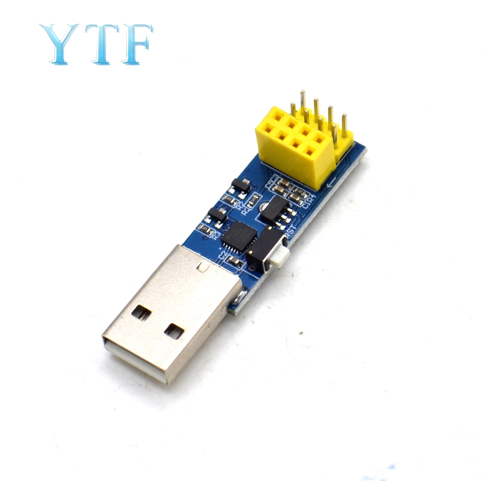 ESP8266 ESP-01 ESP-01S Firmware Burning WIFI Module Downloader LINK V1.0