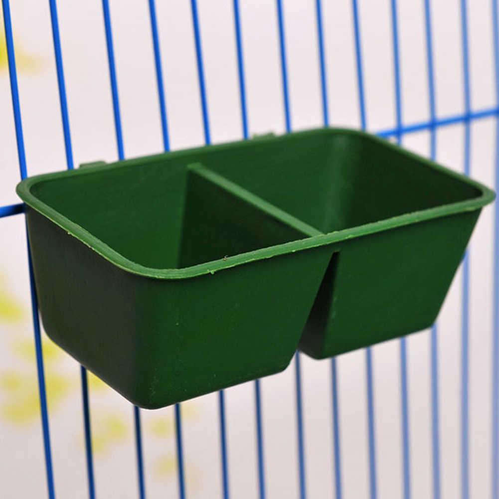 Thức Ăn Cho Chim Ăn Món Ăn Nước Hạt Thức Ăn Bát Cho Vẹt Macaw Vẹt Châu Phi Màu Xám Budgie Danh Pháp Cockatiel Conure Finch Lồng