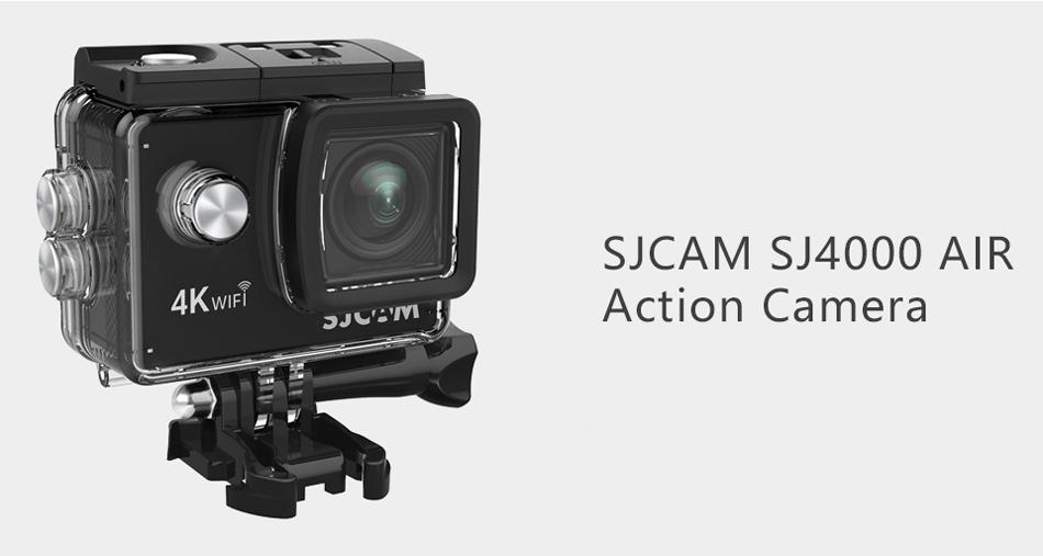 "SJCAM SJ4000 Cámara de Acción Full HD 4K 30FPS WIFI 2,0 ""Pantalla Mini casco impermeable deportes DV Cámara 12"