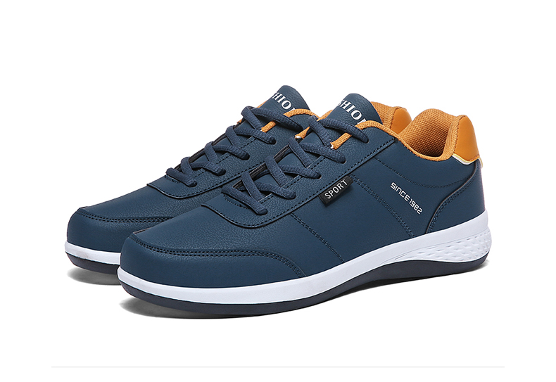 H067645b03bb84c3cbd15a51e83c71ae7S OZERSK Men Sneakers Fashion Men Casual Shoes Leather Breathable Man Shoes Lightweight Male Shoes Adult Tenis Zapatos Krasovki