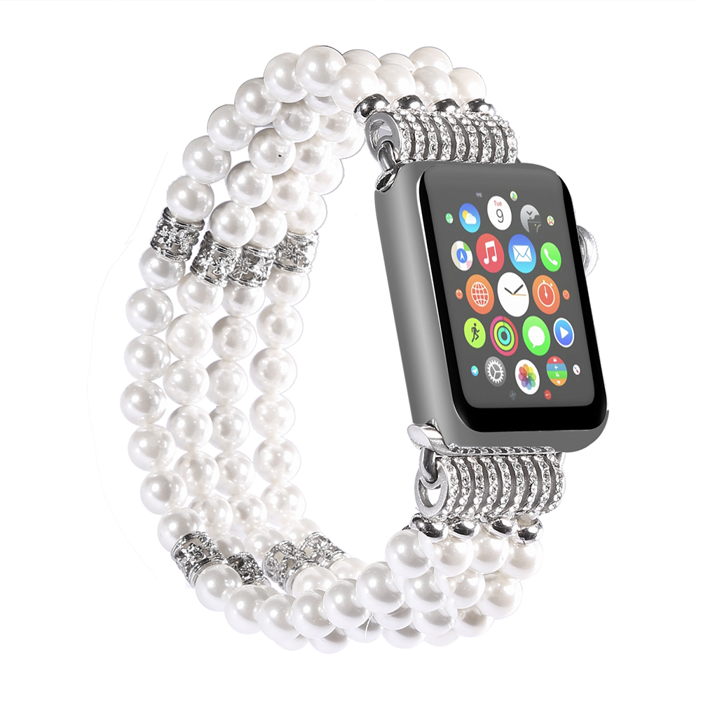 Pearl Strap Band for Apple Watch 17