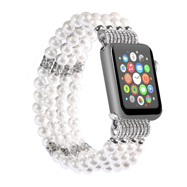 Pearl Strap for Apple Watch