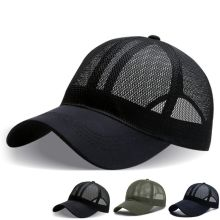 Snapback-Hat Baseball-Cap Golf Quick-Dry Full-Mesh Running Women Summer Adjustable Cooling