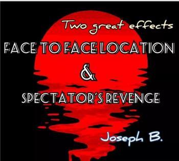 2021 lokalizacja twarzą w twarz i zemsta widza josepha B-magiczne sztuczki-magiczne sztuczki tanie i dobre opinie TR (pochodzenie) Unisex Jeden rozmiar online instruction Nauka ŁATWE DO WYKONANIA Beginner Profesjonalne Dla magików ulica
