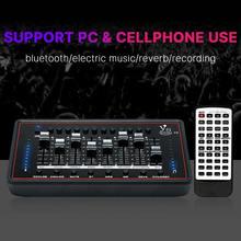 Микрофон bm 800 звуковая карта звуковой интерфейс записывающая