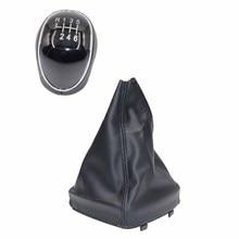PU deri araba vites vites topuzu kolu Gaitor bot kılıfı Ford Mondeo IV MK4 2007 2015