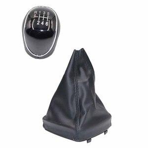 Image 1 - PU deri araba vites vites topuzu kolu Gaitor bot kılıfı Ford Mondeo IV MK4 2007 2015