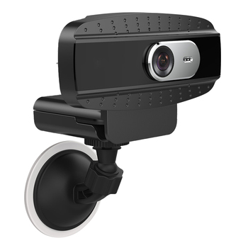 Automatic Fill Light USB Computer Camera Wide-Angle HD 1080P Webcam 2 Million Pixels for Live Video Conference