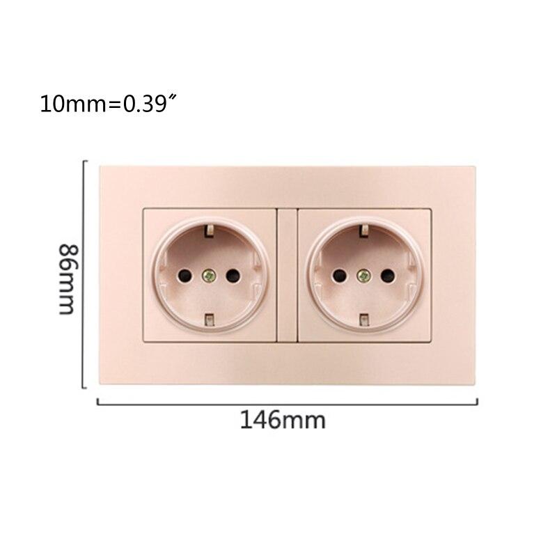 de parede eletrica interior substituivel painel quatro 05