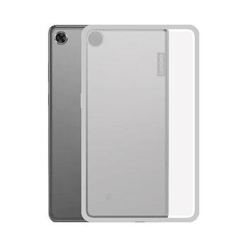 Funda para Lenovo Tab M8 HD TB-8505 8,0 pulgadas fundas suave transparente impermeable TPU Tablet cubierta para Lenovo M8 parachoques Funda Capa