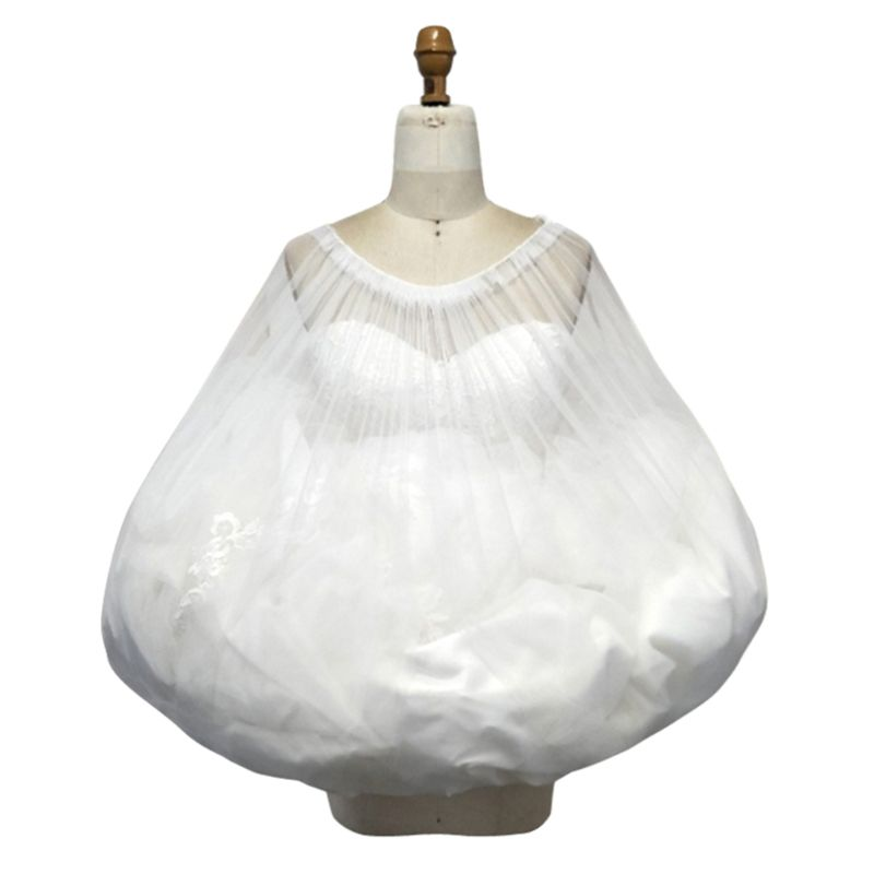 Women Petticoat Dress Save Bride From Toilet Bridal Gown Wedding Accessories